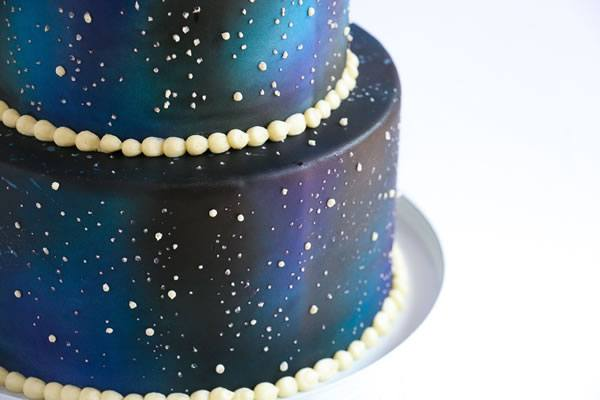 Icing Used In Galaxy Cake