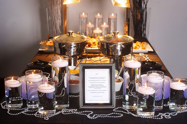 New Years Eve Catering Event | FFTK Catering