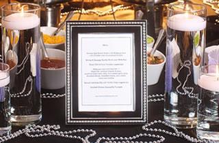 Phoenix catering menu