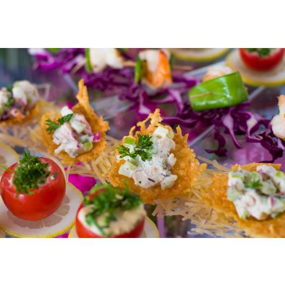 Phoenix Catering Appetizers | Affordable Corporate & Wedding Catering