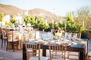 Chateau Luxe Garden caterer