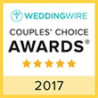Wedding Wire best of 2017 caterer