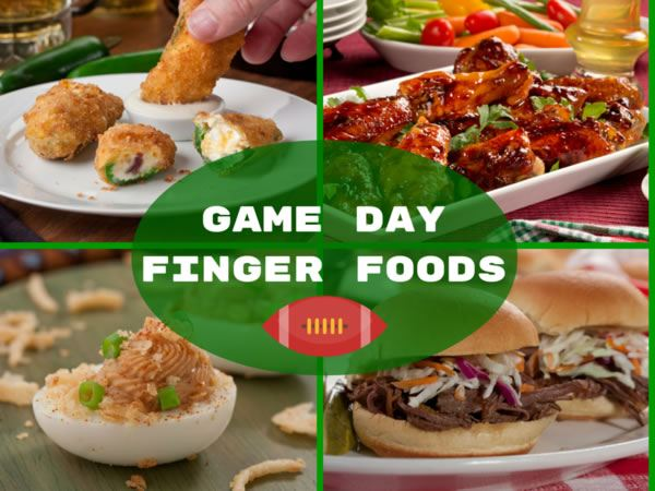 Green Bay Packers Food Ideas