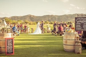 Legacy golf resort wedding