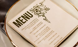Available Menus