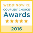 Wedding wire 2016 coupless